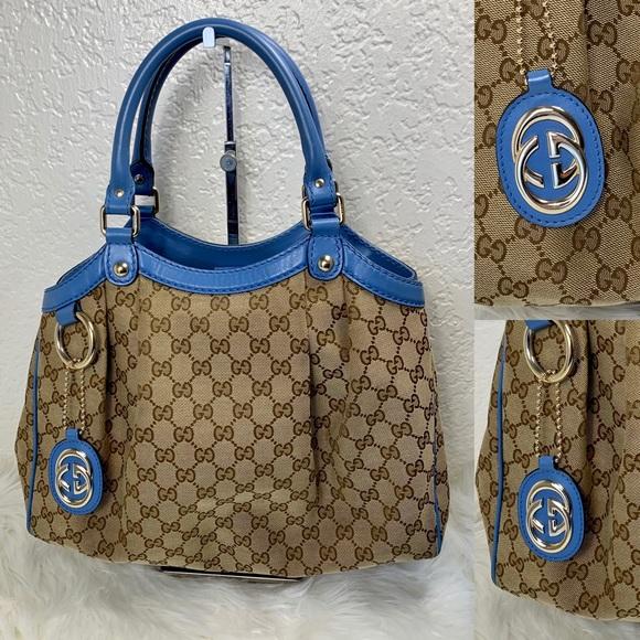 Gucci Handbags - Authentic Gucci tote bag